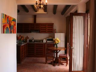 Charming one-bedroom with garden, historic Cuenca - Cuenca vacation rentals