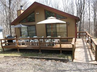 Spring & Summer Specials at The PA Chalet 2: Pocono Lake Region - Lake Ariel vacation rentals