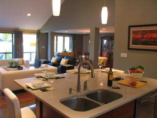 Contemporary Home on the River! - Weare vacation rentals