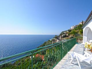 Alba di Praiano perfect location by the beach - Praiano vacation rentals