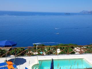 Villa Margie in Praiano - Praiano vacation rentals