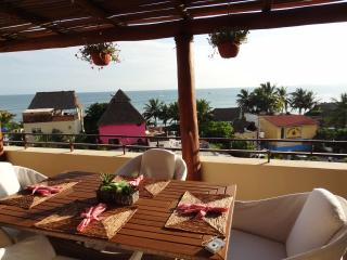 Luxury Penthouse condo! Panoramic ocean views!!! - Punta de Mita vacation rentals