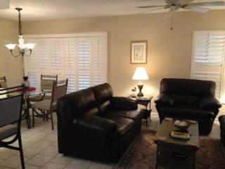 Perfect Condo with Water Views and A/C - Amelia Island vacation rentals