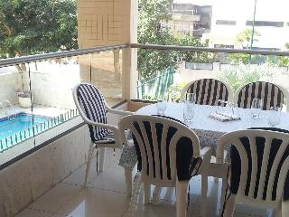 Shirat Hayam - Lovely 3 bedroom apartment with pool, South Beach Netanya - PK04KP - Netanya vacation rentals