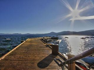 Brockway Springs Lake View Townhome, Hot Spring-Fed All-Year-Round Pool - Brockway vacation rentals