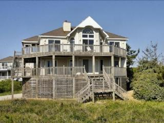 Dad's Dream - Semi-Oceanfront with Hot Tub only 50 feet to Beach Access - Outer Banks vacation rentals