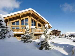 Extraordinary Chalet Razzie with heated whirlpool spa, housekeeper and chef - Courchevel vacation rentals