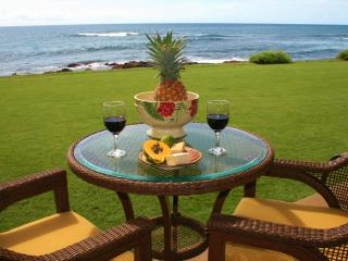 Poipu Oceanfront Dream Getaway! - Koloa vacation rentals