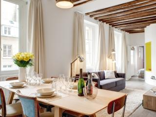 Apartment Vertbois Paris apartment in 3rd arrondissement, two bedroom apartment - 3rd Arrondissement Temple vacation rentals