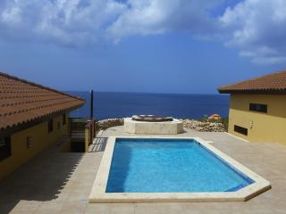 Whale's Tail-Top Lux Villa-Over-the-top views! - Curacao vacation rentals