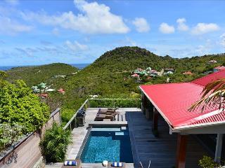 Lenalee at Flamands, St. Barth - Ocean View, Close To Flamands Beach, Gustavia And St Jean - Flamands vacation rentals