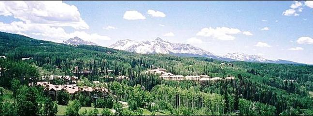 Enjoy Marvelous Mountain Views - Exclusive Penthouse Unit - Steps from the Gondola & Golf Course (6689) - Telluride - rentals