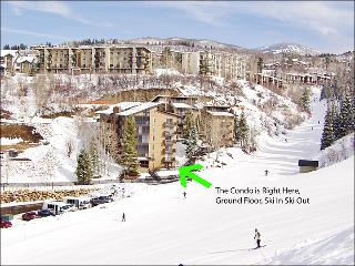 Private Shuttle Service in Ski Season - Ground Floor - Direct Ski Access (5480) - Steamboat Springs vacation rentals