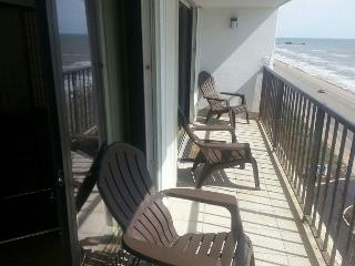 By the Sea #905, Wi-Fi, BEACHFRONT, Wheelchair Acc., Pet Friendly - Galveston vacation rentals