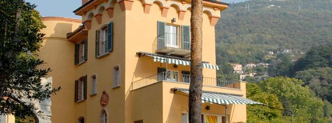 the villa facing the Como lake - villa malakoff - Menaggio - rentals