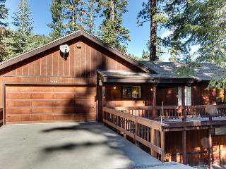 Regency Chateau with Hot Tub and Gameroom - Tahoe Vista vacation rentals