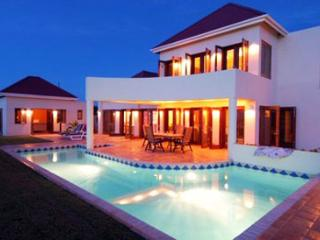 SPECIAL OFFER: Anguilla Villa 59 The Pool Deck Is The Right Place To Dine At Night While Watching The Sunset Over Meads Bay. - Meads Bay vacation rentals