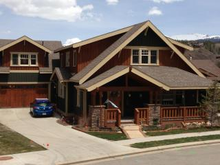 Beautiful 5 BR craftsman style  home in Grand Park - Fraser vacation rentals