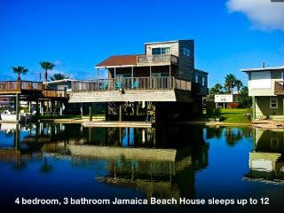 Jamaica Me Happy; Bay House Galveston, Sleeps 13 - Galveston vacation rentals