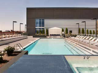 Modern Loft 1BEDROOM POOL GYM LEX Next 2McCormick - Chicago vacation rentals