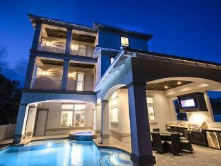 Frangista Villa -Newly Built 7 BedroomLuxury Home! - Miramar Beach vacation rentals