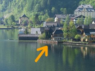 Cozy 2 bedroom Condo in Hallstatt with Fireplace - Hallstatt vacation rentals
