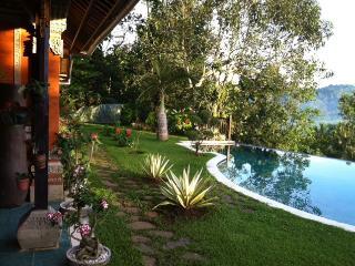 Villa Sidemen, the best view in Bali!  Free car! - Karangasem vacation rentals