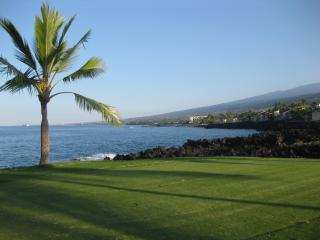 Beautiful Kona, Hawaii, ocean golf course condo - Kailua-Kona vacation rentals