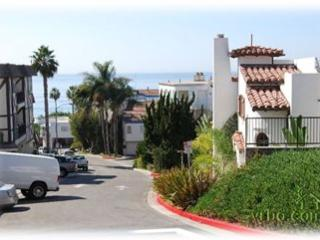 Ocean view for 2! 1 block to beach in Pier Bowl - San Clemente vacation rentals