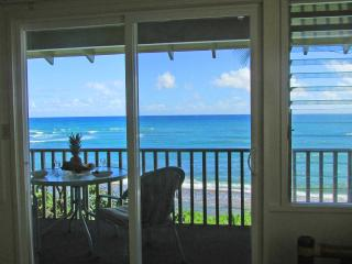Direct Oceanfront with the Beach at Your Feet - Kapaa vacation rentals