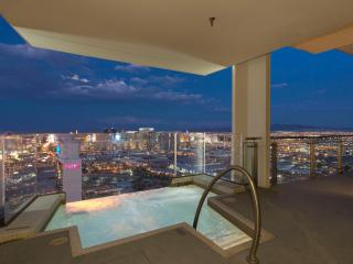 Palms Place Penthouse Floor57 Heated Infinity Pool - Las Vegas vacation rentals