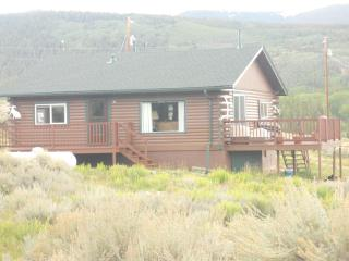 Mountain Views from Beautiful Cozy Cabin - Leadville vacation rentals