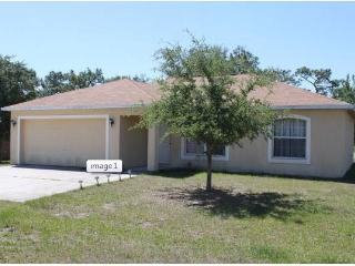 Furnished House for rent in Poinciana (Kissimmee) - Poinciana vacation rentals
