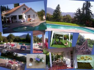 Grande y Acogedora Casa de Campo 1 hra de Santiago - Concon vacation rentals