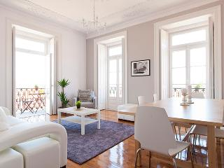 Bairro Alto Lisbon Apt, 7 Rooms Up To 20 Guest - Lisbon vacation rentals
