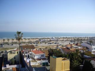 Great Apartment at Valencia's Beach - Valencia Province vacation rentals