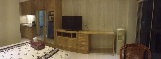 Apartment on topfloor (1021) - seeview-Jomtien - Image 1 - Jomtien Beach - rentals