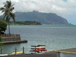 Panoramic sandbar ocean views/  Quiet and Private - Kaneohe vacation rentals