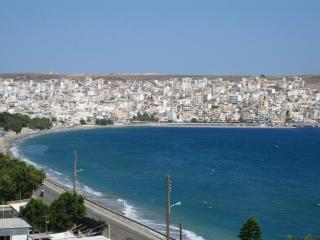 Spacious Apartment in Sitia Overlooking Cretan sea - Siteia vacation rentals