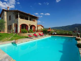 villa senaia - Villa Senaia- Tuscany - Castiglion Fiorentino - rentals
