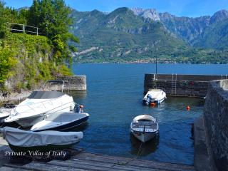 Lake Como Luxury Lake Front Villa, with Pool & spectacular views sleeps 16 - Bellagio vacation rentals