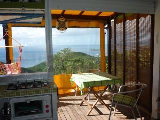 Paradis avec vue imprenable à 180° à Bouillante - Bouillante vacation rentals