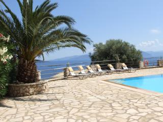 Sapphire Villa stunning sea views Sivota, Lefkada - Vasiliki vacation rentals