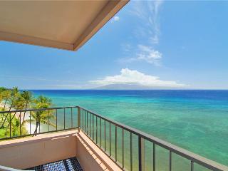 Maui Kai #701, Fabulous 1-Bdroom Corner Oceanfront - Kaanapali vacation rentals