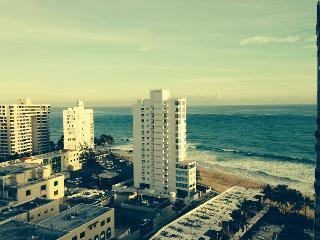 Condado - Beautiful Beachfront One Bedroom w/views - San Juan vacation rentals