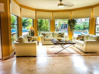 Ground Floor Show Home off of the Tranquil Pool - Playa del Carmen vacation rentals