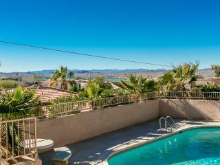 3bed/3bath home w/ Pool, deck & amazing lake views - Lake Havasu City vacation rentals
