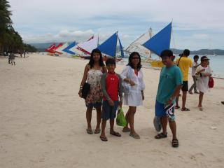 Boracay Beach 1-BR Condo - Makati vacation rentals
