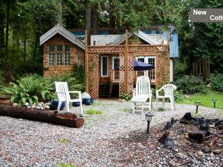 Comfortable Cottage with Deck and Internet Access - Point Roberts vacation rentals
