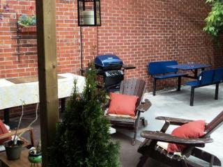 Sunny Apartment with Deck and Internet Access - Montreal vacation rentals